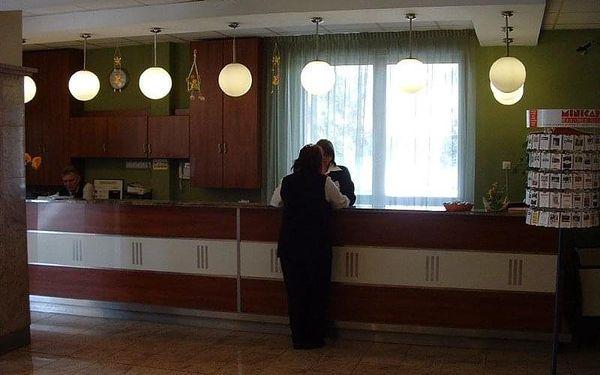 HAJDÚSZOBOSZLÓ - Hotel Hungarospa THERMAL, Maďarsko, vlastní doprava, polopenze2