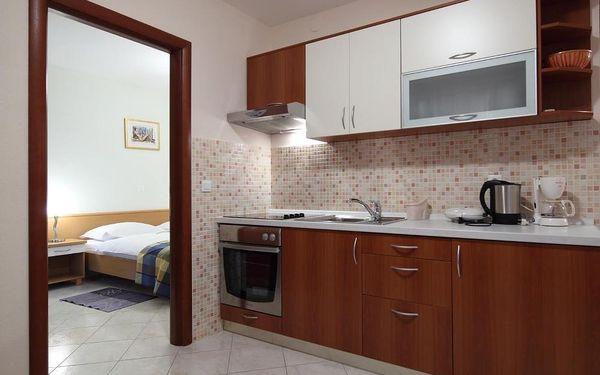Chorvatsko, Makarská riviéra: Apartments Ivana