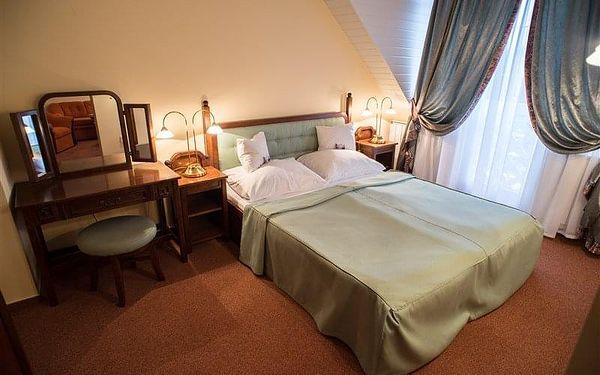 Hévíz - Hotel ERZSÉBET, Maďarsko, vlastní doprava, polopenze3