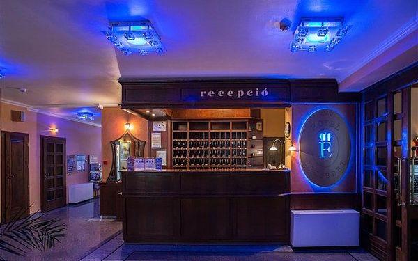 Hévíz - Hotel ERZSÉBET, Maďarsko, vlastní doprava, polopenze4