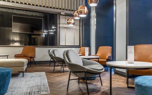 Luxus na nejvyšší úrovni: 5* hotel v centru Prahy se snídaní 3 dny / 2 noci, 2 os., snídaně3
