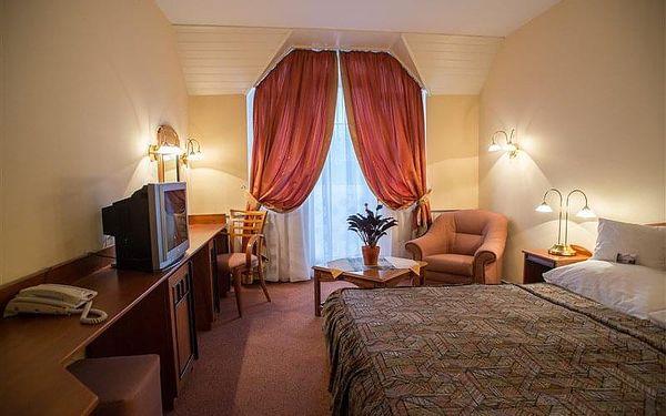 Hévíz - Hotel ERZSÉBET, Maďarsko, vlastní doprava, polopenze5