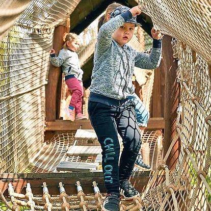Vstup do venkovního zábavního parku Krtkův svět
