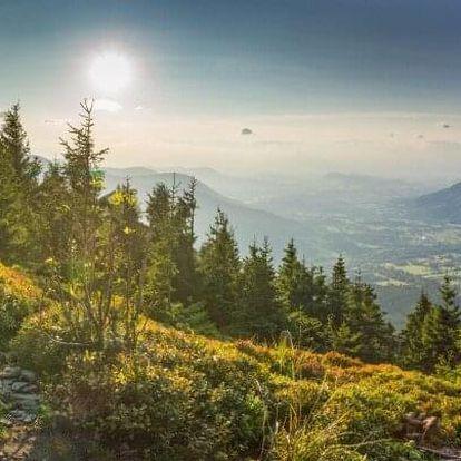 Beskydy u Lysé hory i Pusteven: Penzion U Lupíků s privátním wellness, Beskydy Card plnou slev a polopenzí