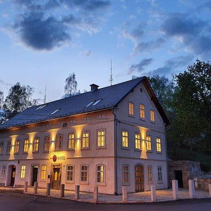 Hřensko, Ústecký kraj: Hotel KORTUS