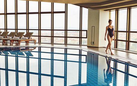 Apollo Day Spa: oáza s bazény, saunou i párou
