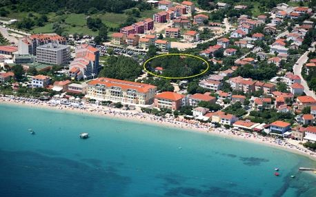 Chorvatsko, Krk: Villa Corinthia