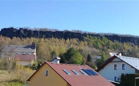 České Švýcarsko na 3-31 dnů, snídaně v ceně