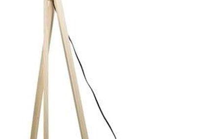 Tempo Kondela Stojací lampa Lila 6, bílá