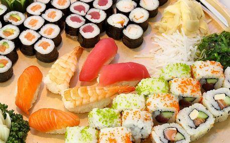 Složte si svůj sushi set: vouchery na 300 i 500 Kč