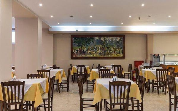 Africa Hotel, Rhodos, Řecko, Rhodos, letecky, snídaně v ceně2