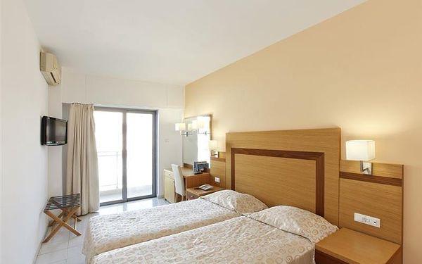 Africa Hotel, Rhodos, Řecko, Rhodos, letecky, snídaně v ceně4
