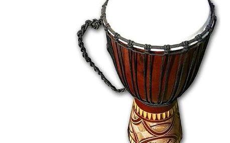 Garthen Djembe 682 Africký buben - 60 cm