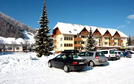 Slovinsko - Julské Alpy na 5 dnů