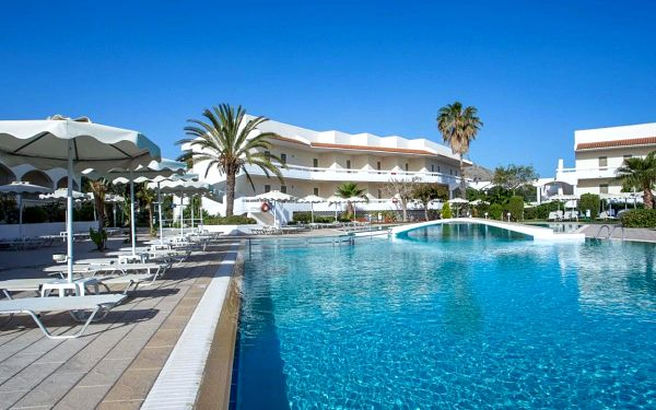 Hotel Niriides Beach, Rhodos, letecky, all inclusive
