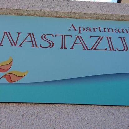Chorvatsko, Pag: Apartments Anastazija