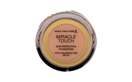 Max Factor Miracle Touch Skin Perfecting SPF30 11,5 g vysoce krycí make-up pro ženy 038 Light Ivory