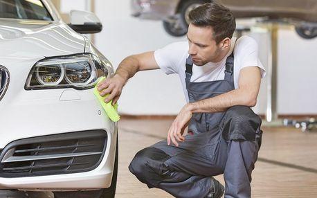 Ruční mytí auta: interiér, exteriér i tepování