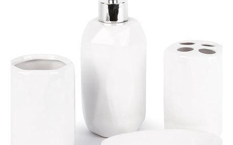 Koupelnová sada Dolomite, bílá