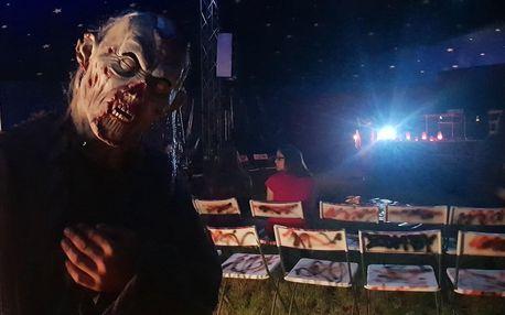 Vstupenka na show Horror Zombie Cirkus