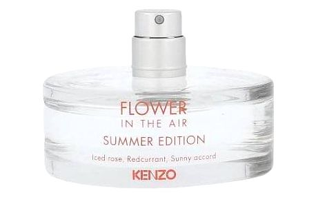 KENZO Flower in the Air Summer Edition 50 ml toaletní voda tester pro ženy