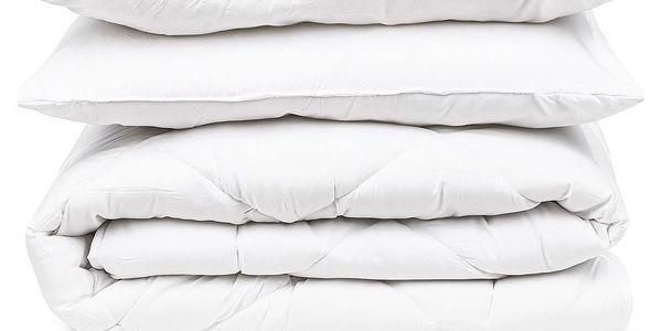 4Home Set přikrývky a polštáře Aloe Vera
