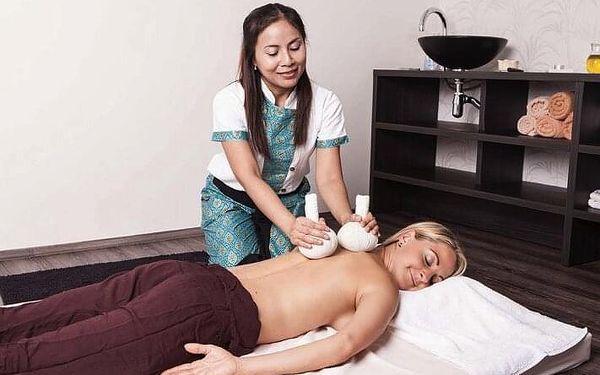 Thajská pleťová masáž obličeje (60 min.)2