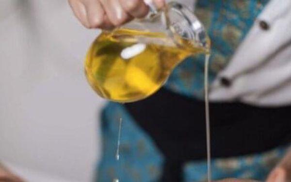 Thajská pleťová masáž obličeje (60 min.)5