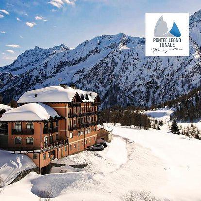 6denní Passo Tonale (denní přejezd) | Hotel Locanda Locatori*** | Doprava, ubytování, polopenze a skipas