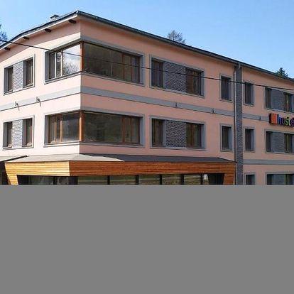 Jizerské hory: Inter Hostel Liberec