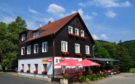 Národní park České Švýcarsko: Penzion Ve starém krámě 147