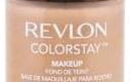 Revlon Colorstay Combination Oily Skin SPF15 30 ml make-up pro smíšenou až mastnou pleť pro ženy 180 Sand Beige