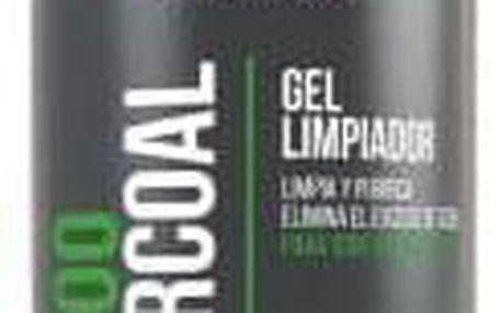 Diet Esthetic Black Bamboo Carbon Charcoal 200 ml čisticí gel pro všechny typy pleti pro ženy