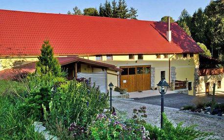 Adršpašsko-teplické skály: Penzion Tuček Adršpach