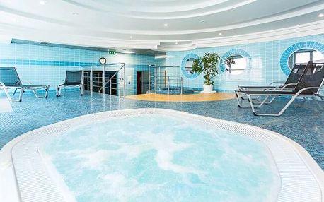 Polsko v historickém městě blízko Vratislavi: 4* Qubus Hotel Legnica s wellness a polopenzí + dítě do 10 let
