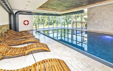 Podzim na Lipně s polopenzí, saunou i bazénem