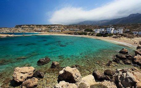 Řecko - Karpathos letecky na 11-12 dnů