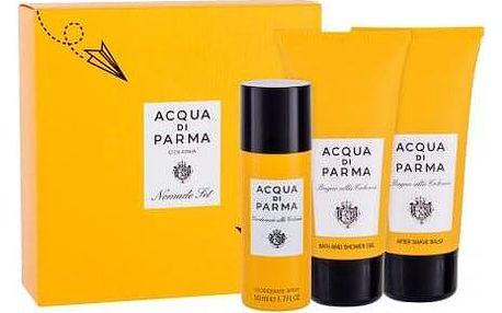 Acqua di Parma Colonia dárková kazeta pro muže sprchový gel 75 ml + balzám po holení 75 ml + deodorant 50 ml