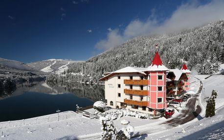 Kronplatz | Hotel Seehof*** | Dvě děti zdarma | Ubytování s polopenzí | Wellness