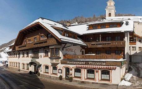 4–8denní Tre Cime se skipasem | Hotel Mondschein*** | Dvě děti zdarma | Ubytování, Polopenze a skipas