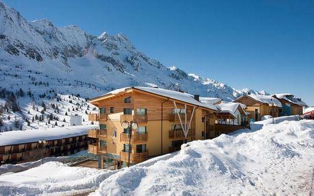 Passo Tonale | Hotel Delle Alpi*** u sjezdovky | Dítě do 11,99 let zdarma | Ubytování s polopenzí