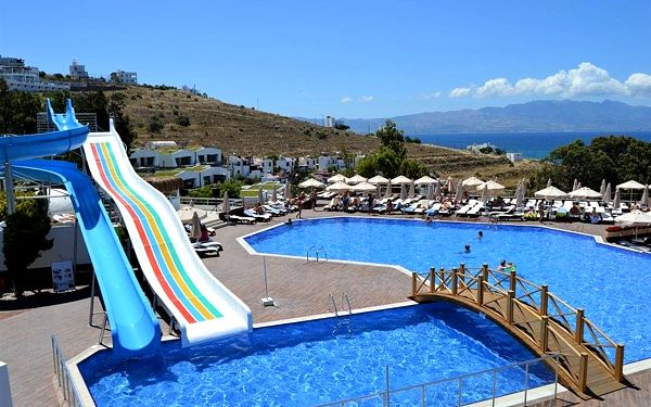 Turecko - Bodrum letecky na 12 dnů, all inclusive