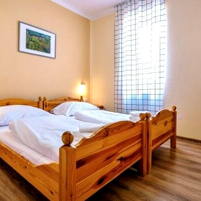 Jižní Morava: Pobyt u Znojma v Hotelu Schaller *** se snídaněmi a poukazem do restaurace či na wellness