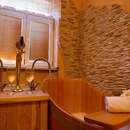 Horní Lomná, Hotel & Spa Excelsior*** a výhledem na Beskydy