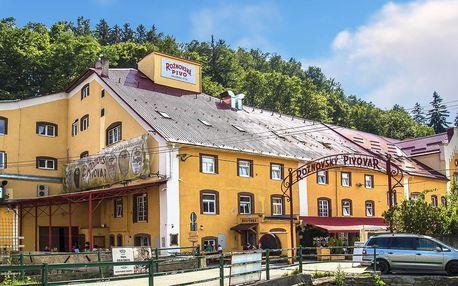 Božská wellness péče v Rožnovském pivovaru pro 2
