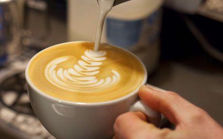 Baristický kurz: jak na espresso a latte art