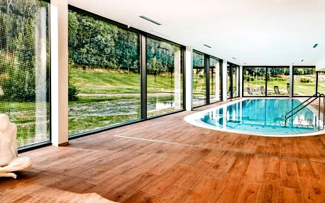 Golfový resort ve Varech: polopenze a wellness