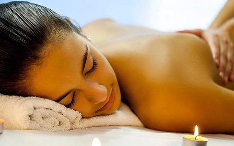 Balíček pro dámy: masáž a kosmetické ošetření