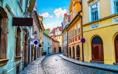 4* pobyt v Praze jen 10 minut MHD od historického centra se snídaní