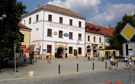 Boskovice, Jihomoravský kraj: Hotel Zálozna Boskovice